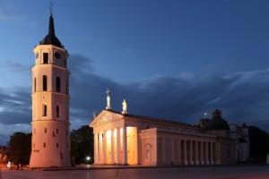 Katedra Św Stanisława i Władysława w Wilnie