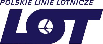 Logo Polskie Linie Lotnicze LOT