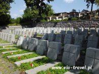 Cmentarz na Rossie w Wilnie Litwa