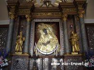 Obraz Matki Bożej Ostrobramskiej w Wilnie Litwa
