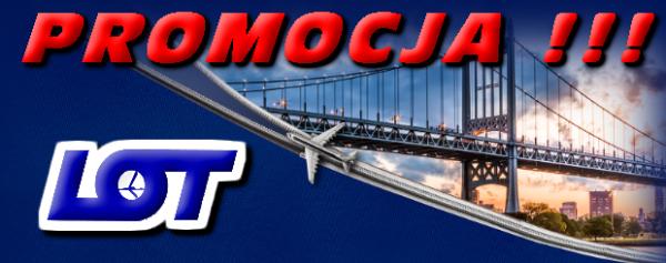 Promocja LOT Ameryka 31-Maj-2015