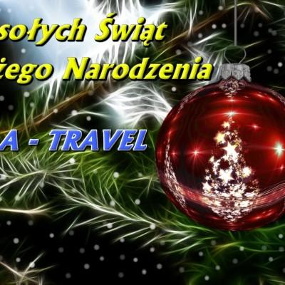 Wesołych Śwąt Bożego Narodzenia