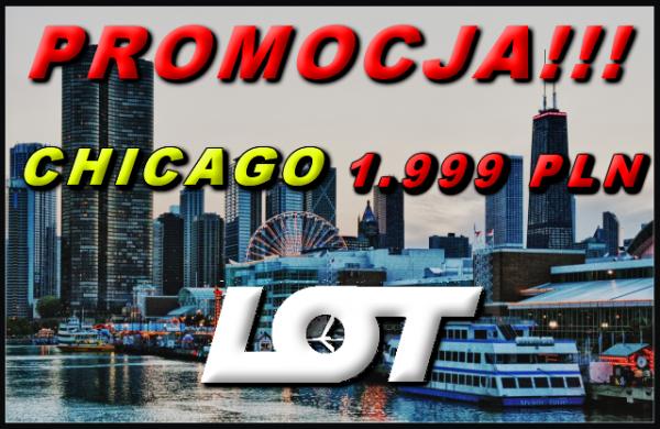 Promocja LOT Chicago