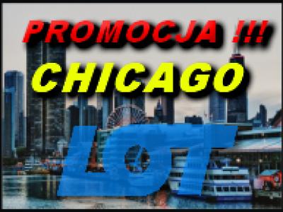 Chicago Promocja LOT