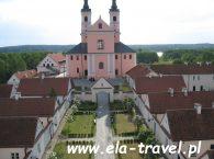 Eremy taras górny klasztor na Wigrach