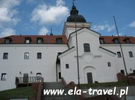 Kaplica kanclerska klasztor na Wigrach