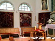 Kapliczka Matki Bożej Studzieniczańskiej różańce