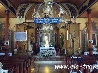 Kościół Rzymskokatolicki Matki Bożej Szkaplerznej nawa główna w Studzienicznej