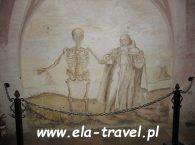 Krypty Klasztor na Wigrach