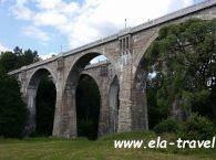 Mosty w Stańczykach Suwalszczyzna
