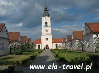 Wieża zegarowa Klasztor na Wigrach