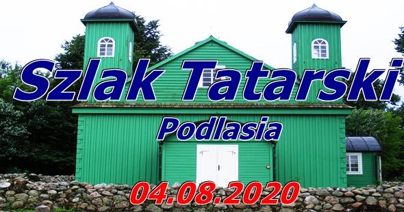 Szlak Tatarski 04-08-2020 @ Augustów, Rynek Zygmunta Augusta 15