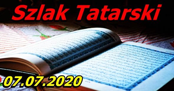Szlak Tatarski 07-07-2020 @ Augustów, Rynek Zygmunta Augusta 15