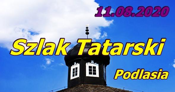 Szlak Tatarski 11-08-2020 @ Augustów, Rynek Zygmunta Augusta 15