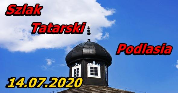 Szlak Tatarski 14-07-2020 @ Augustów, Rynek Zygmunta Augusta 15