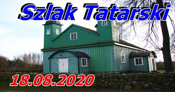 Szlak Tatarski 18-08-2020 @ Augustów, Rynek Zygmunta Augusta 15