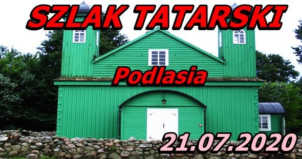 Szlak Tatarski 21-07-2020 @ Augustów, Rynek Zygmunta Augusta 15
