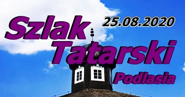 Szlak Tatarski 25-08-2020 @ Augustów, Rynek Zygmunta Augusta 15