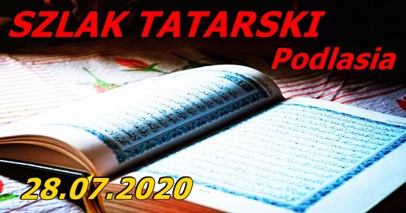 Szlak Tatarski 28-07-2020 @ Augustów, Rynek Zygmunta Augusta 15
