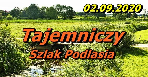 Wycieczka Tajemniczy Szlak Podlasia 02-09-2020 @ Augustów, Rynek Zygmunta Augusta 15