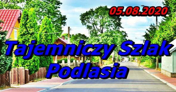 Wycieczka Tajemniczy Szlak Podlasia 05-08-2020 @ Augustów, Rynek Zygmunta Augusta 15