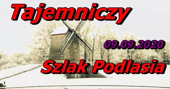 Wycieczka Tajemniczy Szlak Podlasia 09-09-2020 @ Augustów, Rynek Zygmunta Augusta 15