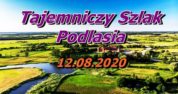 Wycieczka Tajemniczy Szlak Podlasia 12-08-2020 @ Augustów, Rynek Zygmunta Augusta 15