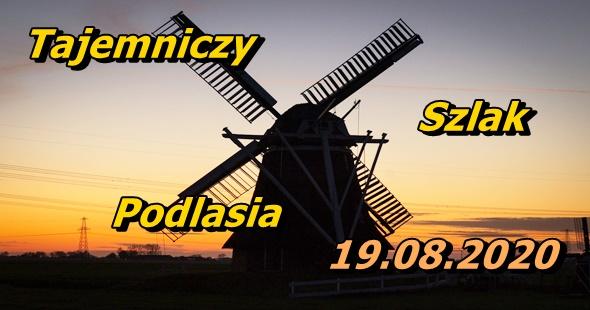 Wycieczka Tajemniczy Szlak Podlasia 19-08-2020 @ Augustów, Rynek Zygmunta Augusta 15