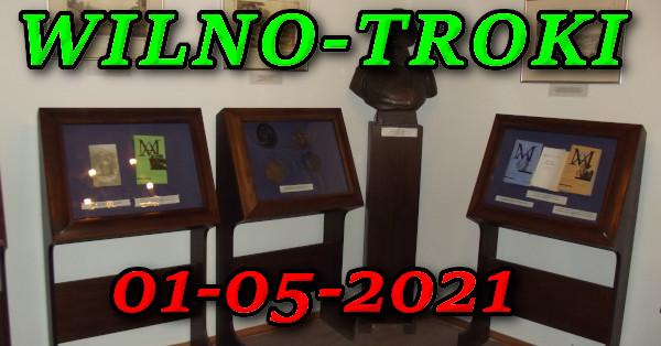 Wycieczka do Wilna i Trok 01-05-2021 @ Augustów, Rynek Zygmunta Augusta 15