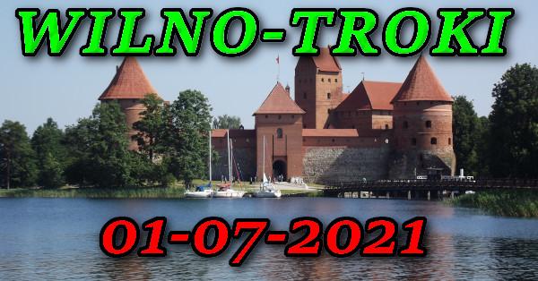 Zamek Książat Litewskich w Trokach na Litwie