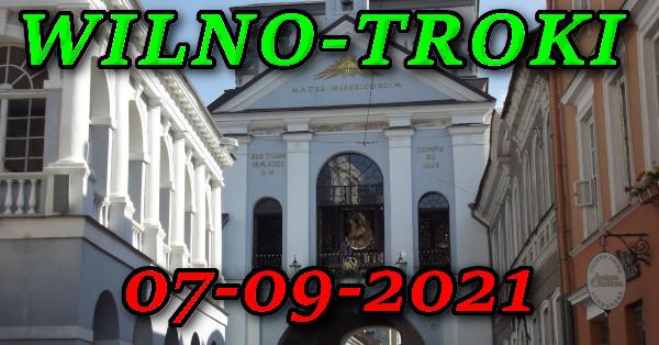 Ostra Brama w Wilnie wycieczka do Wilna