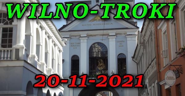 Ostra Brama wycieczka w Wilnie
