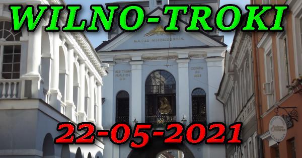 Wycieczka do Wilna i Trok 22-05-2021 @ Augustów, Rynek Zygmunta Augusta 15