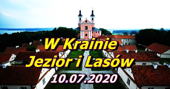 Wycieczka po Krainie Jezior i Lasów 10-07-2020 @ Augustów, Rynek Zygmunta Augusta 15