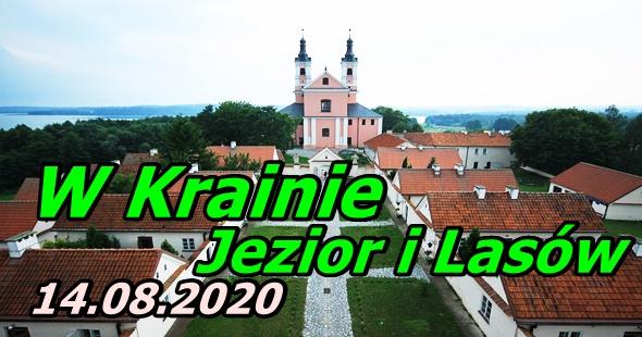Wycieczka po Krainie Jezior i Lasów 14-08-2020 @ Augustów, Rynek Zygmunta Augusta 15