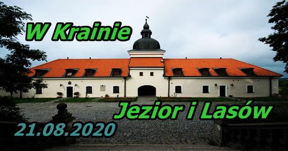Wycieczka po Krainie Jezior i Lasów 21-08-2020 @ Augustów, Rynek Zygmunta Augusta 15