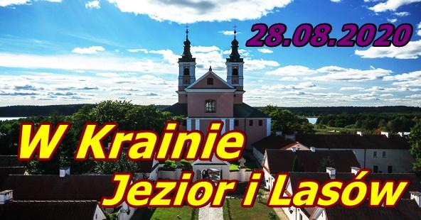 Wycieczka po Krainie Jezior i Lasów 28-08-2020 @ Augustów, Rynek Zygmunta Augusta 15