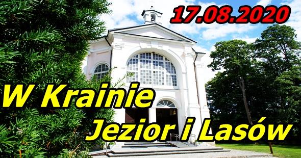 Wycieczka po Krainie Jezior i Lasów 17-08-2020 @ Augustów, Rynek Zygmunta Augusta 15