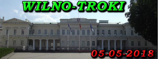 Wycieczka Wilno i Troki 05-05-2018 @ Augustów, Rynek Zygmunta Augusta 15