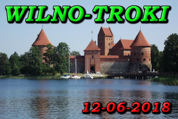 Zamek w Trokach-Litwa