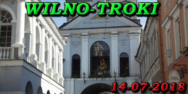 Wycieczka Wilno i Troki 14-07-2018 @ Augustów, Rynek Zygmunta Augusta 15