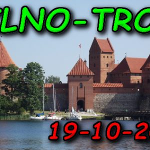 Zamek Książąt Litweskich w Trokach
