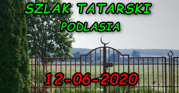 Szlak Tatarski 12-06-2020 @ Augustów, Rynek Zygmunta Augusta 15