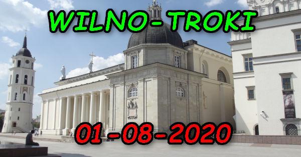 Bazylika archikatedralna św. Stanisława Biskupa i św. Władysława w Wilnie 01-08-2020