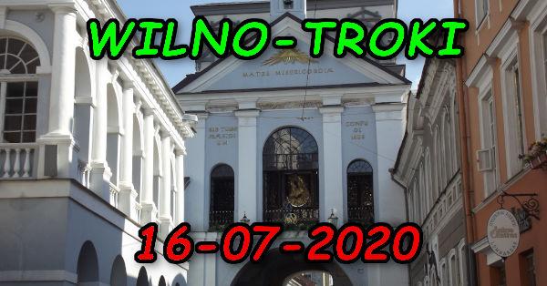 Wycieczka Wilno i Troki 16-07-2020 @ Augustów, Rynek Zygmunta Augusta 15