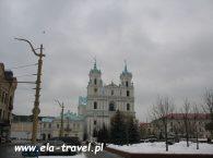 Bazylika katedralna Św. Franciszka Ksawerego w Grodnie