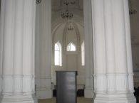 Bima Wielka Synagoga w Grodnie