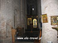 Lewa nawa Cerkiew Świętych Borysa i Gleba w Grodnie