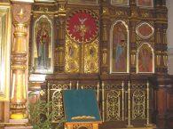 Ikony Sobór Opieki Matki Bożej w Grodnie