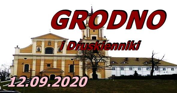 Wycieczka do Grodna i Druskiennik 12-09-2020 @ Augustów, Rynek Zygmunta Augusta 15